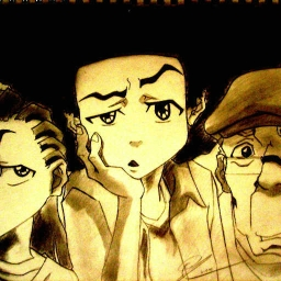 Cover of track The Boondocks by Zay ( On FL )