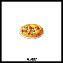Cover of track Pan Pizza by snio