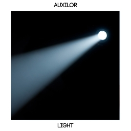 Cover of track Light by Auxilor (NEW TRACKS OUT!)
