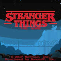 Cover of track Stranger things by D a d i r r i.