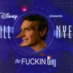 Cover of track Bill nye the fucking science guy by red_sn0w