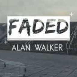 Cover of track Faded (Alan Walker) Re-upload by al1145