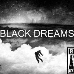 "Cover of track BJrhyme$ ""Black Dreams"" by BJrhyme$"