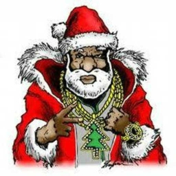 Cover of track Gangsta Christmas remix by tyvon21