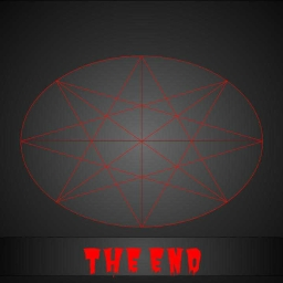 Cover of track THE END by lazerblazee