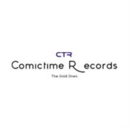 Cover of track 1000 bit Gayiian Flag by Comictime Records