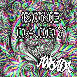 Cover of track Bone Daddy by Anxada