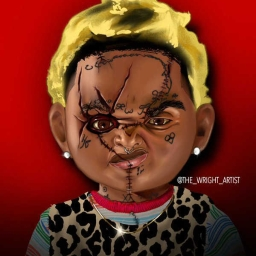 Cover of track Chucky    YoungThugTypeBeat by WiZ QuEEn