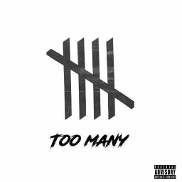Cover of track Too Many Ft. Russ by NEKO