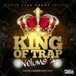 Cover of track KING OF TRAP 2 by NIGHTFALL430