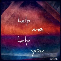 Cover of track help me help you by ollie