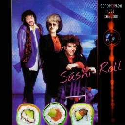 Cover of track feat. Shadow - Sushi Roll by Sandcripten