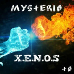 Cover of track X.E.N.O.S by Mys+eri0