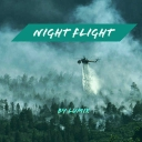 Cover of track night flight by Lumix (Power of celtics)