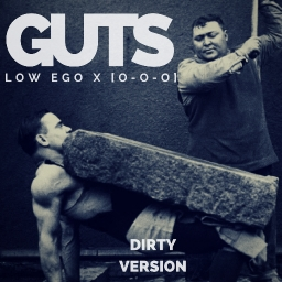 Cover of track Guts (Dirty Version) by ego
