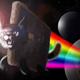 Cover of track Nyan Cat by heber_penilla_catkingishere