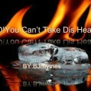 Cover of track NO!You can't take dis heat by BJrhyme$