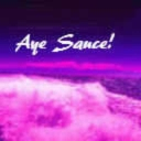 Cover of track Aye Sauce! by George