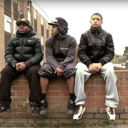 Cover of track the roadman anthem by Camden