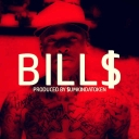 Cover of track BILL$ - 3 Minute Version by $umKindaToken