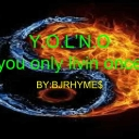 Cover of track Y.O.L'N.O (you only LIVIN once) by BJrhyme$