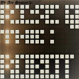 Cover of track Code: Rise of the Robot by We Are Human's
