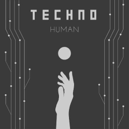 Cover of track TECHNO_HUMAN by oles_kozak
