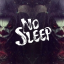 Cover of track NO SLEEP (NIGHTMARE PROD. by NIGHTMARE PROD.