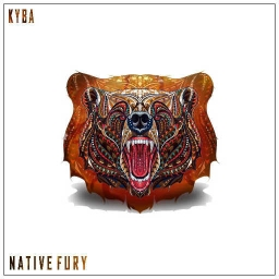Cover of track Native Fury by Kyba