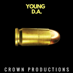 Cover of track shit by YoungDA