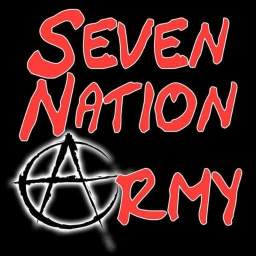 Cover of track seven nation army trap remix by spazitbeats