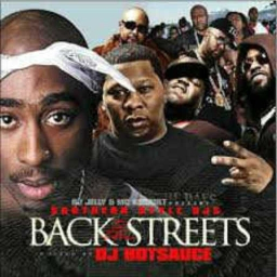 Cover of track back to the streetz by one_love_king