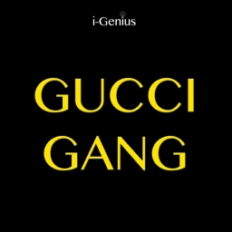 Cover of track Gucci Gang Instrumental by EmDee