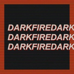 Cover of track DARK FIRE by ...