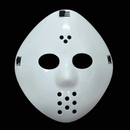 Cover of track hockey intro by (HockeY)(MasK) (o) (O)