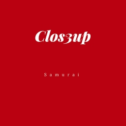 Cover of track Clos3up - Samurai by Clos3up