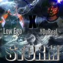 Cover of track Storm (YOuReaL X Low Ego) by YOuReaL