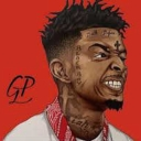 Cover of track 21 Savage Type Beat by JxshBeatz