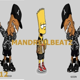 Cover of track TRAP TYPE BEAT FRESH by MandrellBeatz