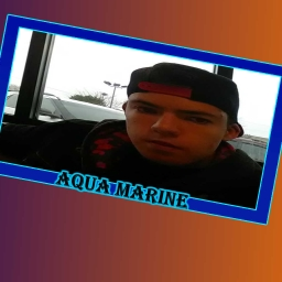 Cover of track game up by AQUA MARINE