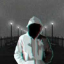 Cover of track ghosting my shadow by louisreid1997
