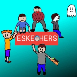 Cover of track The Happy Song by ESKECHERS