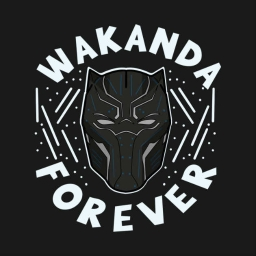 "Cover of track ""Wakanda Forever"" [Black Panther-Inspired Type Beat] by GrandMaster Shǎn"