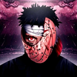 Cover of track Obito (Prod. PikaBeatz) REMIX by P$YCHO$I$