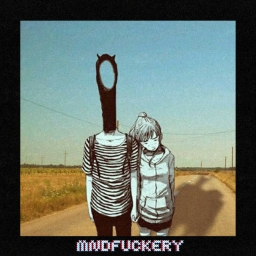 Cover of track mnd~fuckery by $AUCE