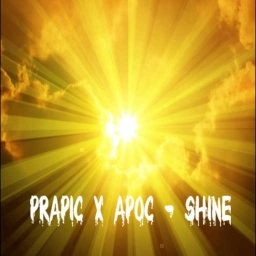 Cover of track Shine w/ ApoC by PrappyC (Ableton)