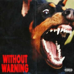 "Cover of track 21 Savage x Metro Boomin Type Beat ""Without Warning"" by D-Milly2x (4Ourlives)"