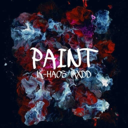 Cover of track Paint [Prod. by K-HAOS KXDD] by K-HAOS KXDD
