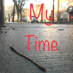 Cover of album My Time by flxshyjayyy