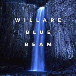 Cover of track Blue Beam 2 by ProdByWillare